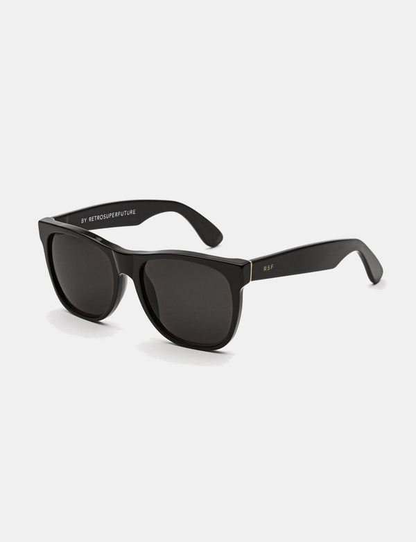RetroSuperFuture Classic Francis Sunglasses - Black
