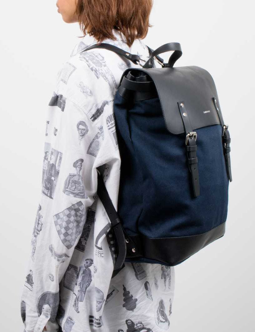Sandqvist Hege Backpack - Blue