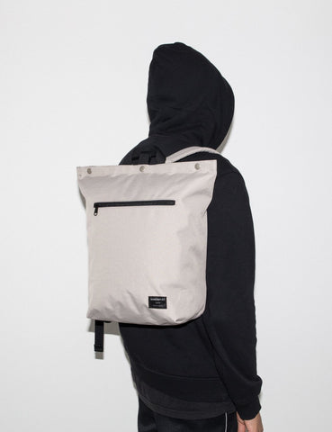 Sandqvist Mio Backpack (Ripstop) - Ash Grey