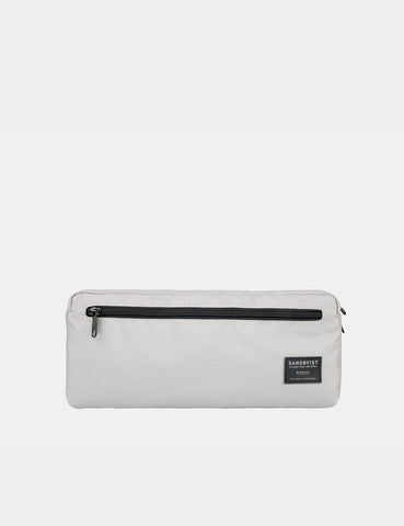 Sandqvist Lex Hip Bag (Ripstop) - Ash Grey