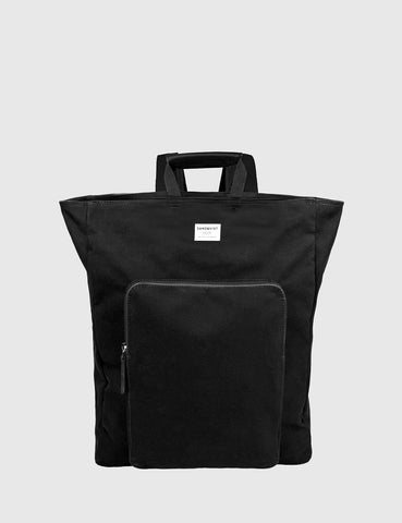 Sandqvist Sasha Tote Bag (Canvas) - Black