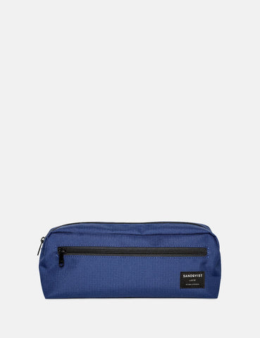 Sandqvist Lex Hip Bag (Ripstop) - Deep Blue