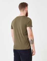 Suit Anton T-Shirt - Dark Green