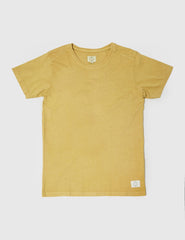 Suit Bart T-Shirt - Dark Yellow