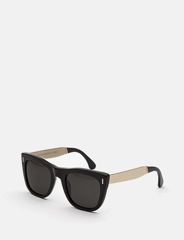 Super Classic Francis Sunglasses - Black/Gold