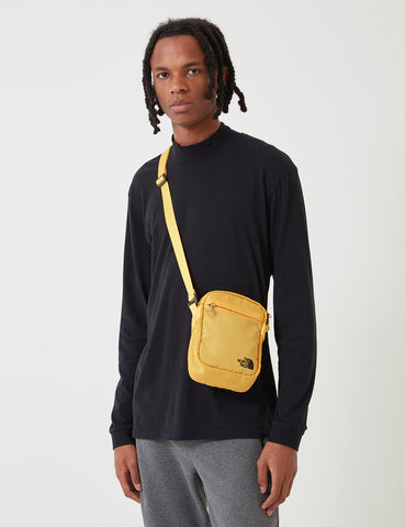 North Face Convertible Shoulder Bag - TNF Yellow/TNF Black