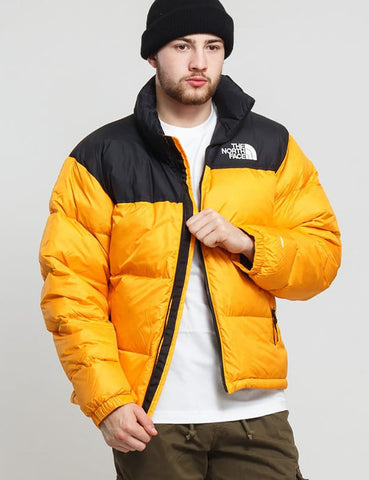 North Face 1996 RTO Nuptse Jacket - Zinnia Orange