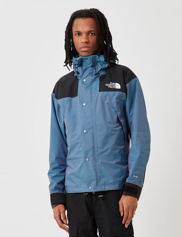 North Face 1990 Seasonal Mountain Jacket - Iridescent Multi Blue