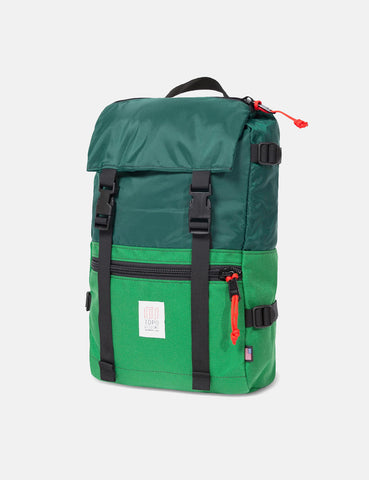 Topo Designs Rover Pack - Forest/Kelly Green