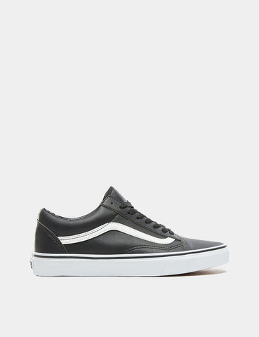 Vans Old Skool (Classic Tumble) - Black/True White