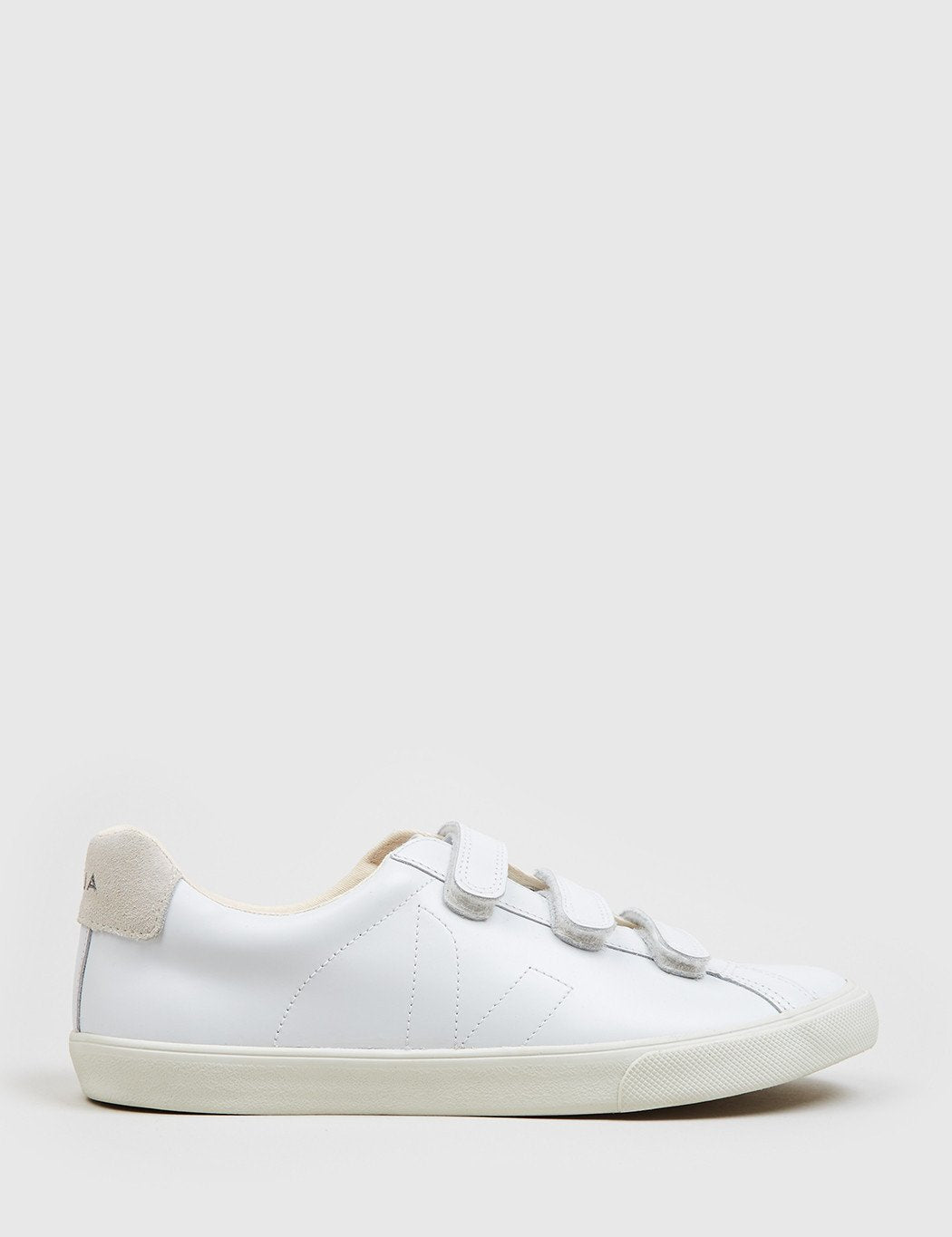 Free Shipping Visa Payment Esplar Rubber Sole Velcro Leather Trainers Veja Clearance Fashion Style Discount 100% Guaranteed Clearance Pre Order For Cheap For Sale vOI2DeU2