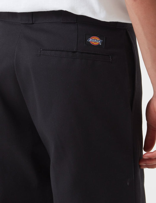 Dickies 873 Work Pant (Slim Straight) - Black