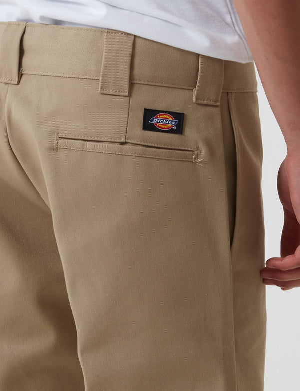 Dickies 873 Work Pant (Slim Straight) - Khaki