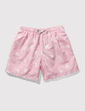 Boardies Alpha Drawstring Swim Shorts - Pink