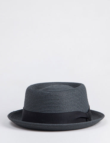 Bailey Waits Pork Pie Hat - Black
