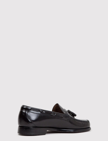 Bass Weejun Larkin Tassel Loafers - Black