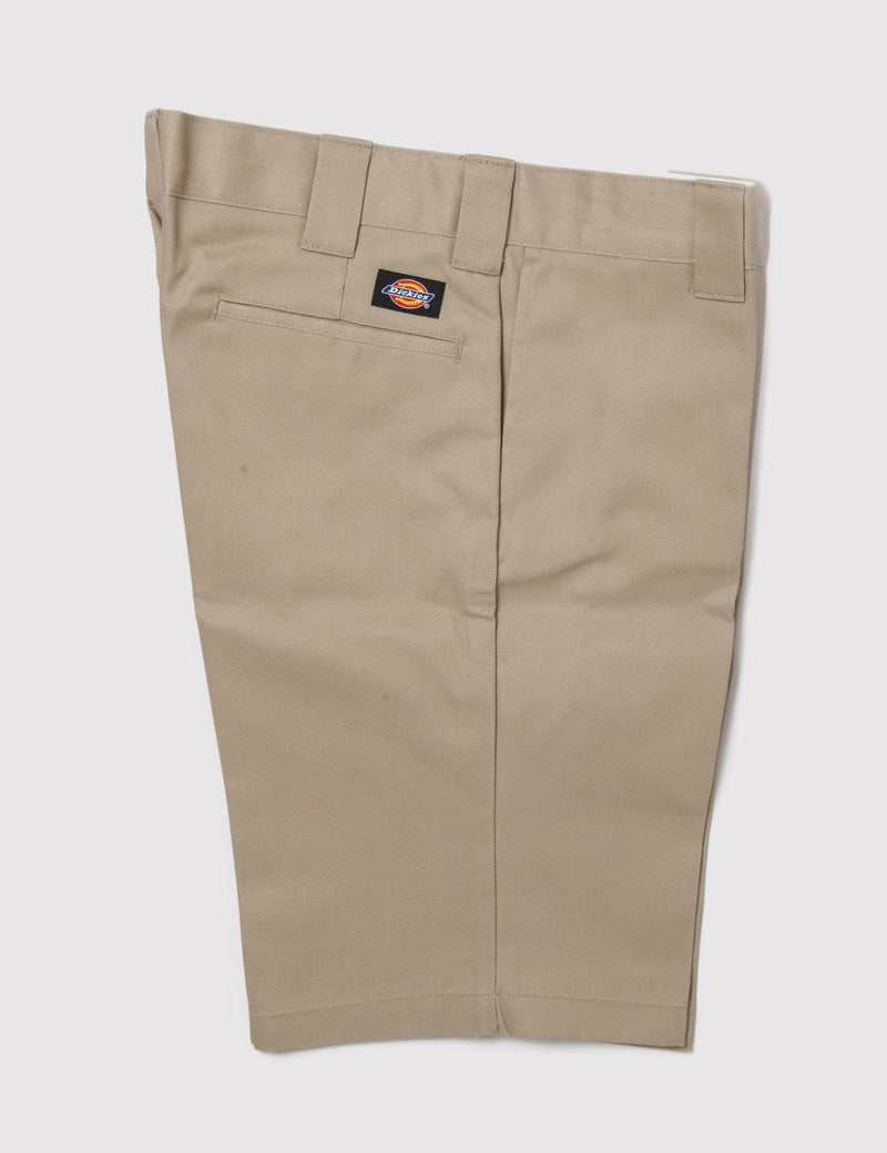 Dickies 273 Slim Straight Work Shorts - Khaki