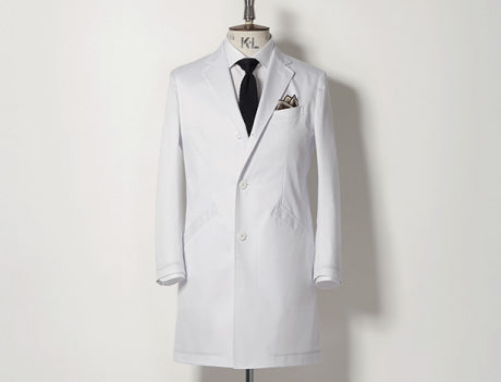 Crafted Lab Coat
