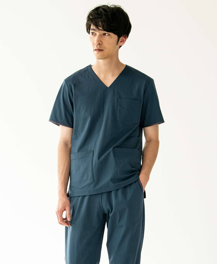 Men's Scrub Tops FREE