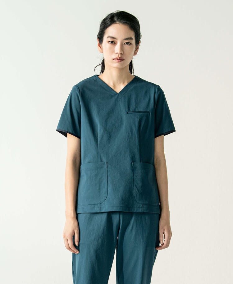 Women's Scrub Tops FREE