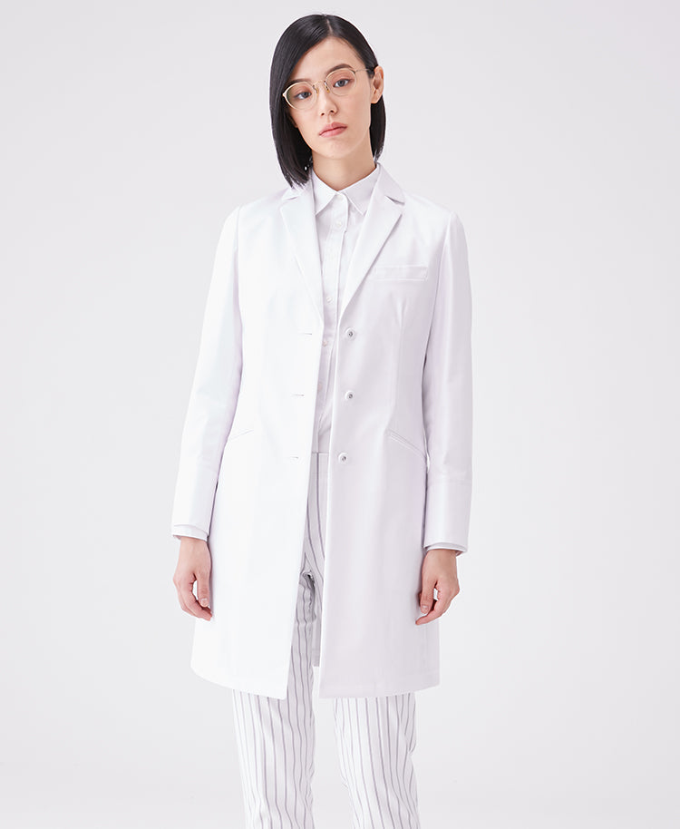 Classico Women's Crafted Lab Coat ( 2019 Model )