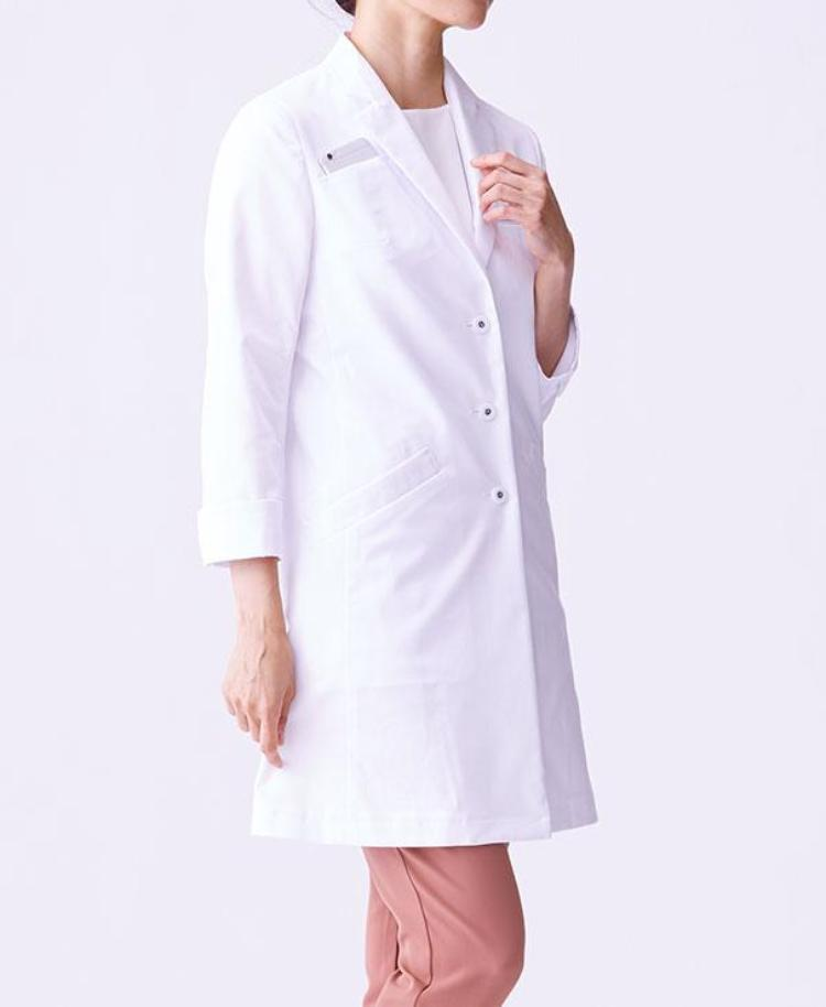 Classico Women's Smart Device Coat, PRO Medical > Lab coats > White Coat > Classico Smart Device Coat PRO > Women`s- Classico