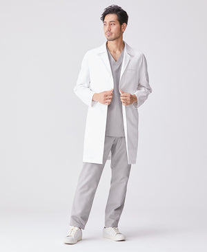 Men's Lab Coat: Imabari Lab Coat