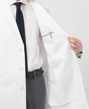 Classico Men's Smart Device Coat, PRO White Medical > Lab coats > White Coat > Smart Device Coat, PRO > Men`s- Classico