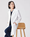Women's Lab Coat: Imabari Lab Coat