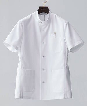 Men's Lab Coat: Casey Cool Tech
