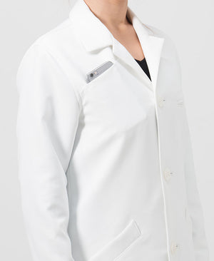 Classico Smart Device Coat, ACADEMIC White Medical > Lab coats > White Coat > Crafted Lab Coat> Women`s > Men`s- Classico
