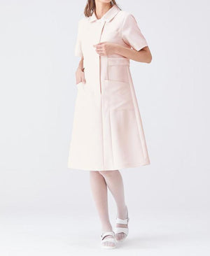 Classico Women`s Nurse Wear: Line Collar Dress Medical > Nurse Wear > Nurse Wear Line Collar Dress> Women`s- Classico