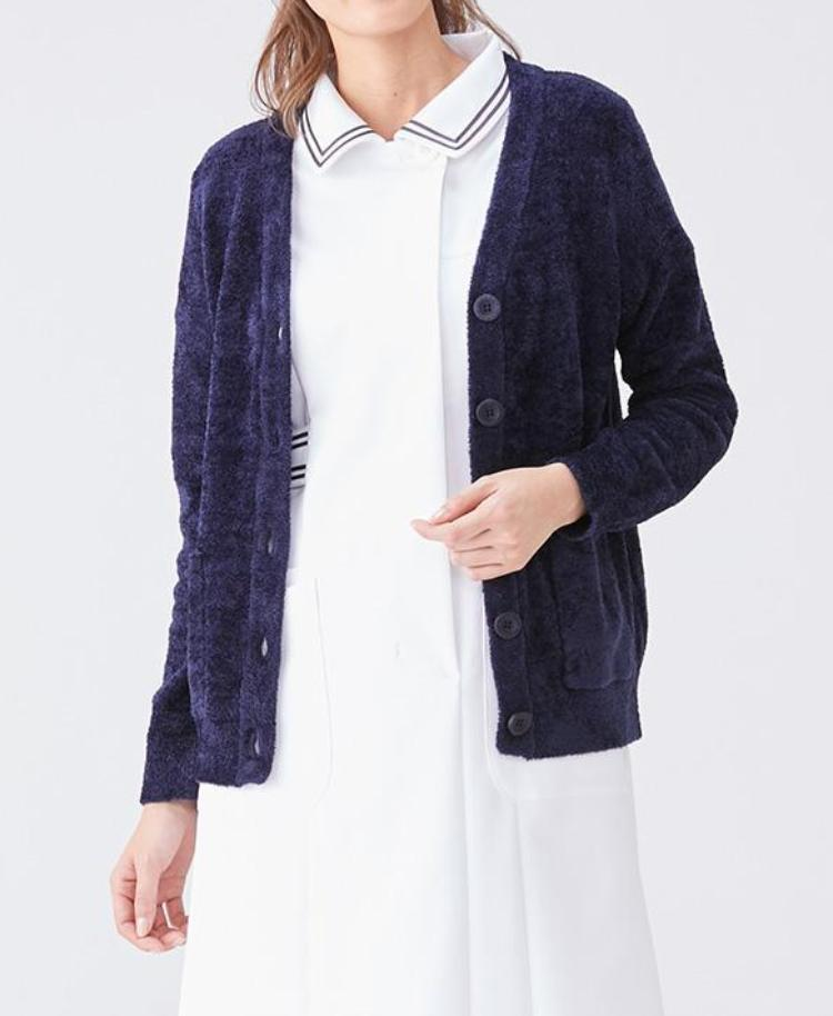 "Classico Women`s Nurse Wear: ""Smoothie"" Nurse Cardigan Medical > Scrubs > Nurse Wear > Cardigan > Smoothie Nurse Cardigan > Women`s- Classico"
