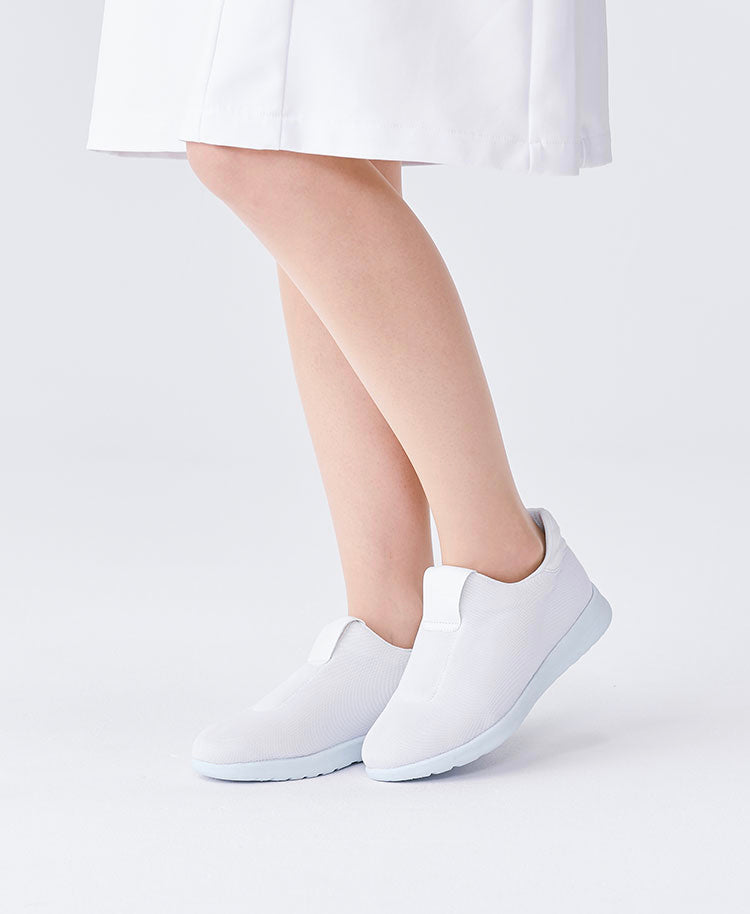 Nurse Shoes: Slip-on Sneakers