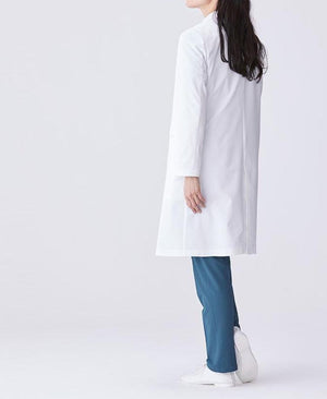 Women's Lab Coat: Summer Coat Cool Tech Women's Lab Coat- Classico
