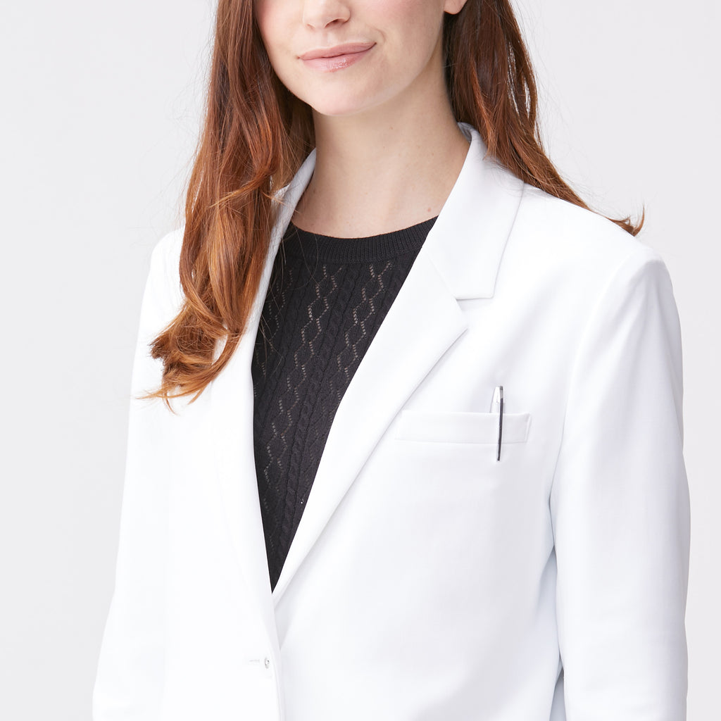 Classico Women's Urban Lab Coat White Medical > Lab coats > White Coat > Urban Lab Coat > Women`s- Classico