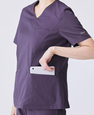 Womens' Surgical Gown: Classico Scrub Tops Women's Scrubs- Classico