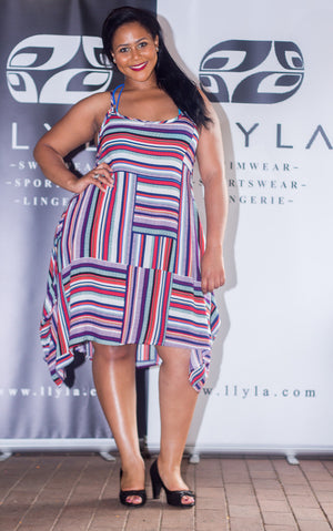 LLYLA Beach Dress