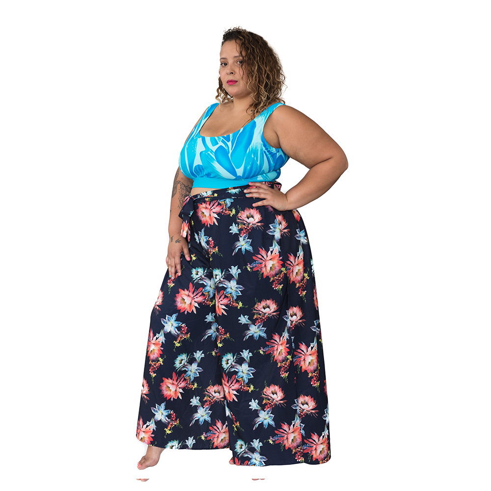 Wrap-Around Beach Pants - Various Prints