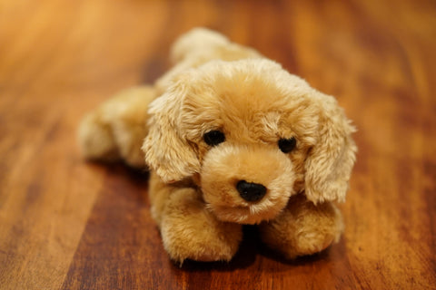 'Mini-Cooper' Plush Stuffed Animal