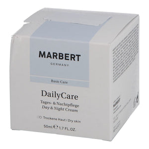 Marbert Basic Care Daily Care Tages- und Nachtpflege normale - Mischhaut (50 ml)