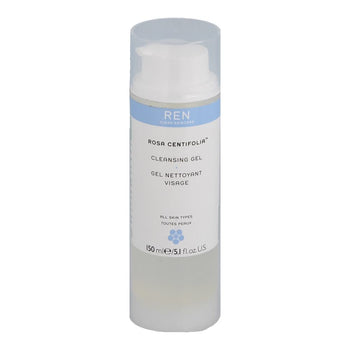 REN Normal Rosa Centifolia Cleansing Gel 150ml