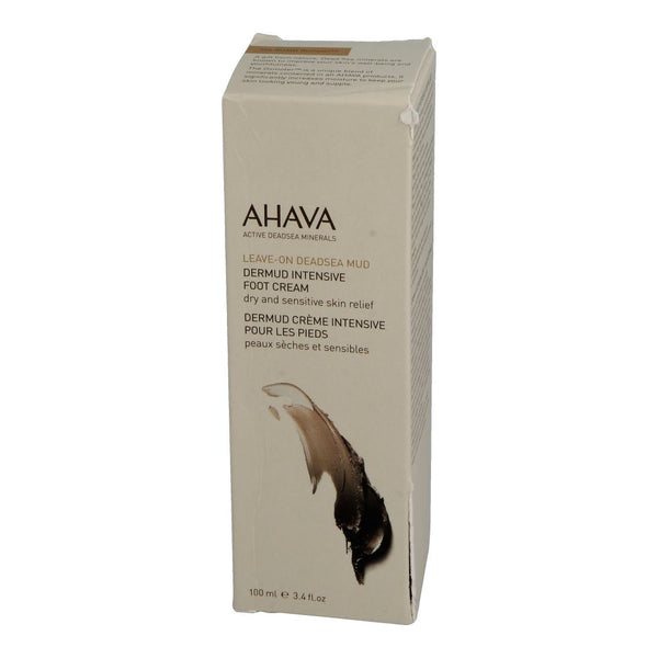AHAVA Deadsea Mud Dermud Intensive Foot Cream (100 ml)