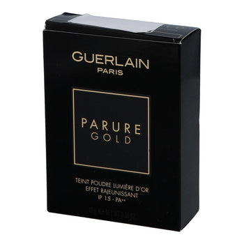 Guerlain Parure Gold Radiance Powder Foundation 01 Beige Pâle (10 g)
