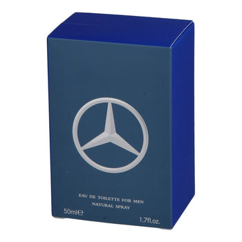 Mercedes-Benz Man Blue Eau de Toilette Spray (50 ml)