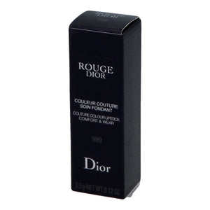 Dior Rouge Dior Couleur Couture Soin Fondant 999 (3,5 g)