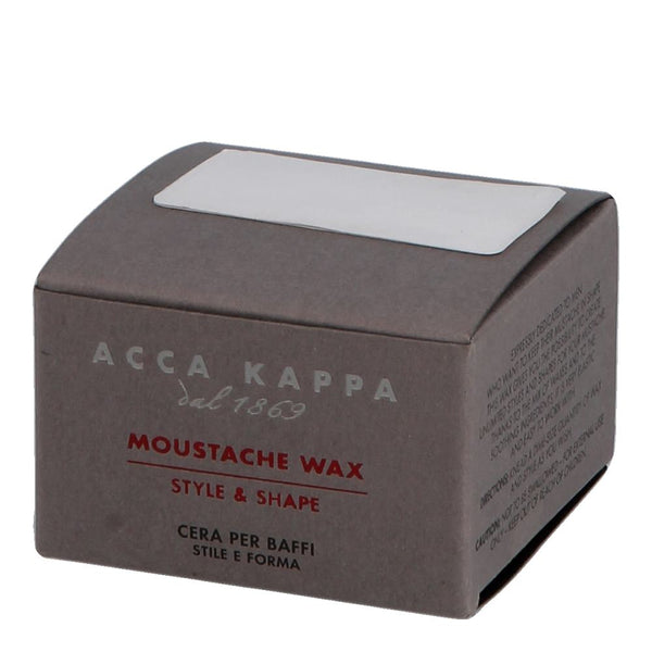 Acca Kappa Muschio Bianco Moustache Wax (15 ml)