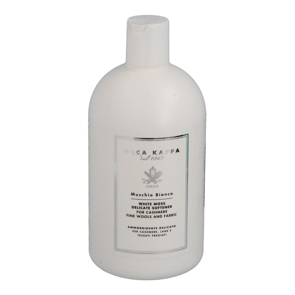 "Acca Kappa Laundry ""Muschio Bianco"" Delicate Softener for Cashmere Fine Wools and Fabric 500ml"