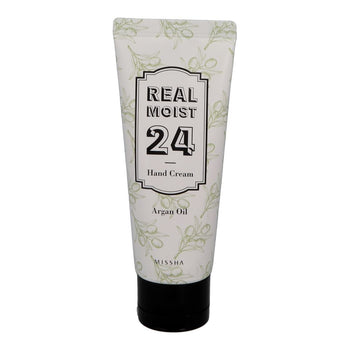Missha Real Moist 24 Hand Cream Argan Oil 70ml