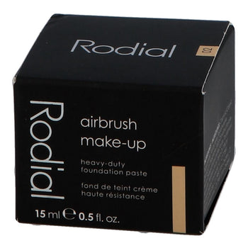 Rodial Airbrush Make-Up Heavy-Duty Foundation Paste Shade 2 (15 ml)
